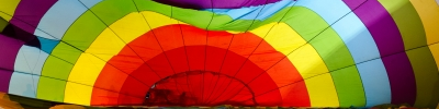 Colourful Balloon Inside